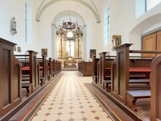 St. Georgs-Kapelle Tettnang